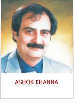 ASHOK KHANNA