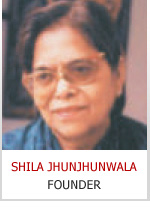 SHILA JHUNJHUNWALA