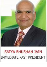 SATYA BHUSHAN JAIN