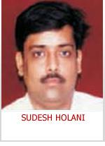 SUDESH HOLANI