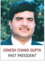 DINESH CHAND GUPTA