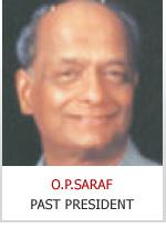 O.P.SARAF